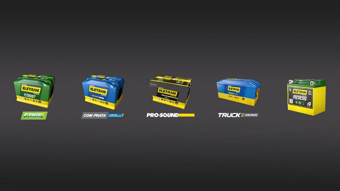 tipos de baterias